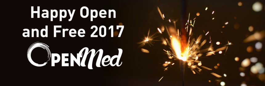 HAPPY OPEN AND FREE 2017!